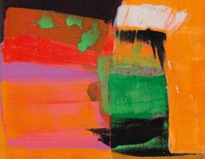 lois frederick - peinture 1983