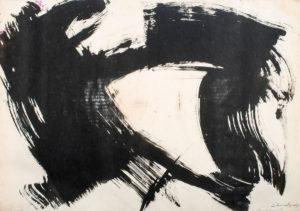 gerard schneider - sans titre 1963