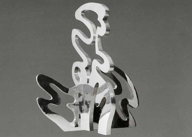 guy de rougemont - sculpture