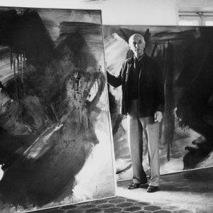 gerard schneider - atelier portrait 1972