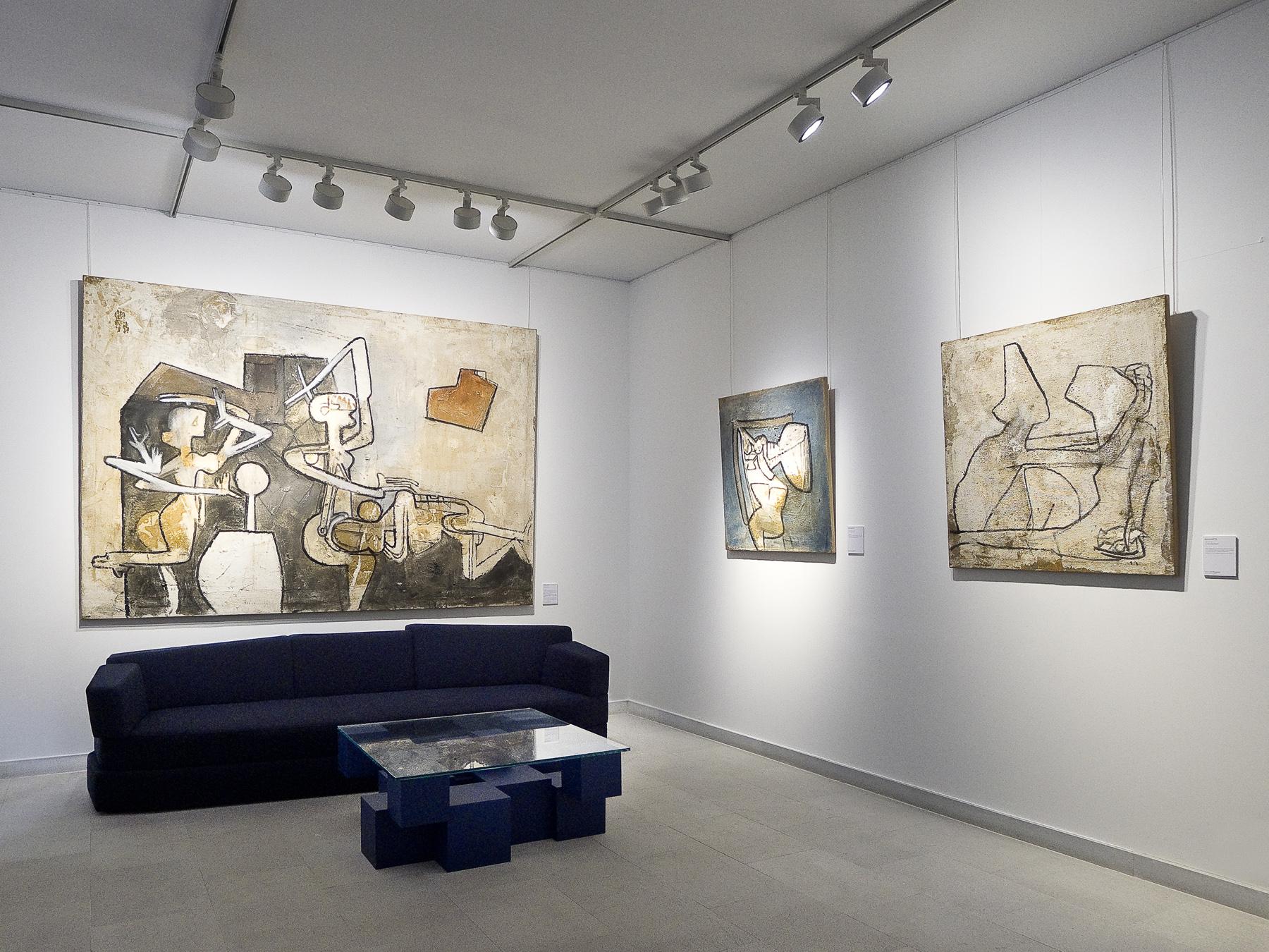 Roberto Matta Galerie Diane de Polignac