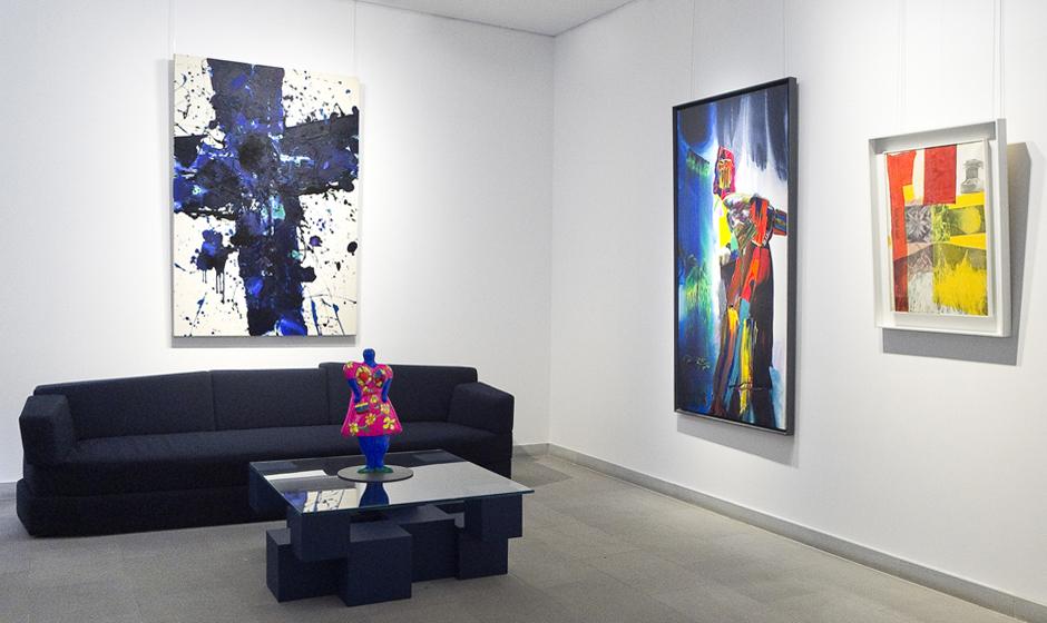 Diane de Polignac - Modern Art Paris