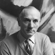 gerard schneider - portrait 1954
