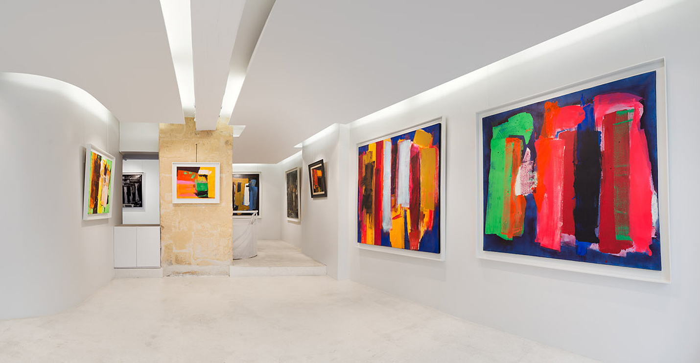 Loïs Frédérick Galerie Diane de Polignac