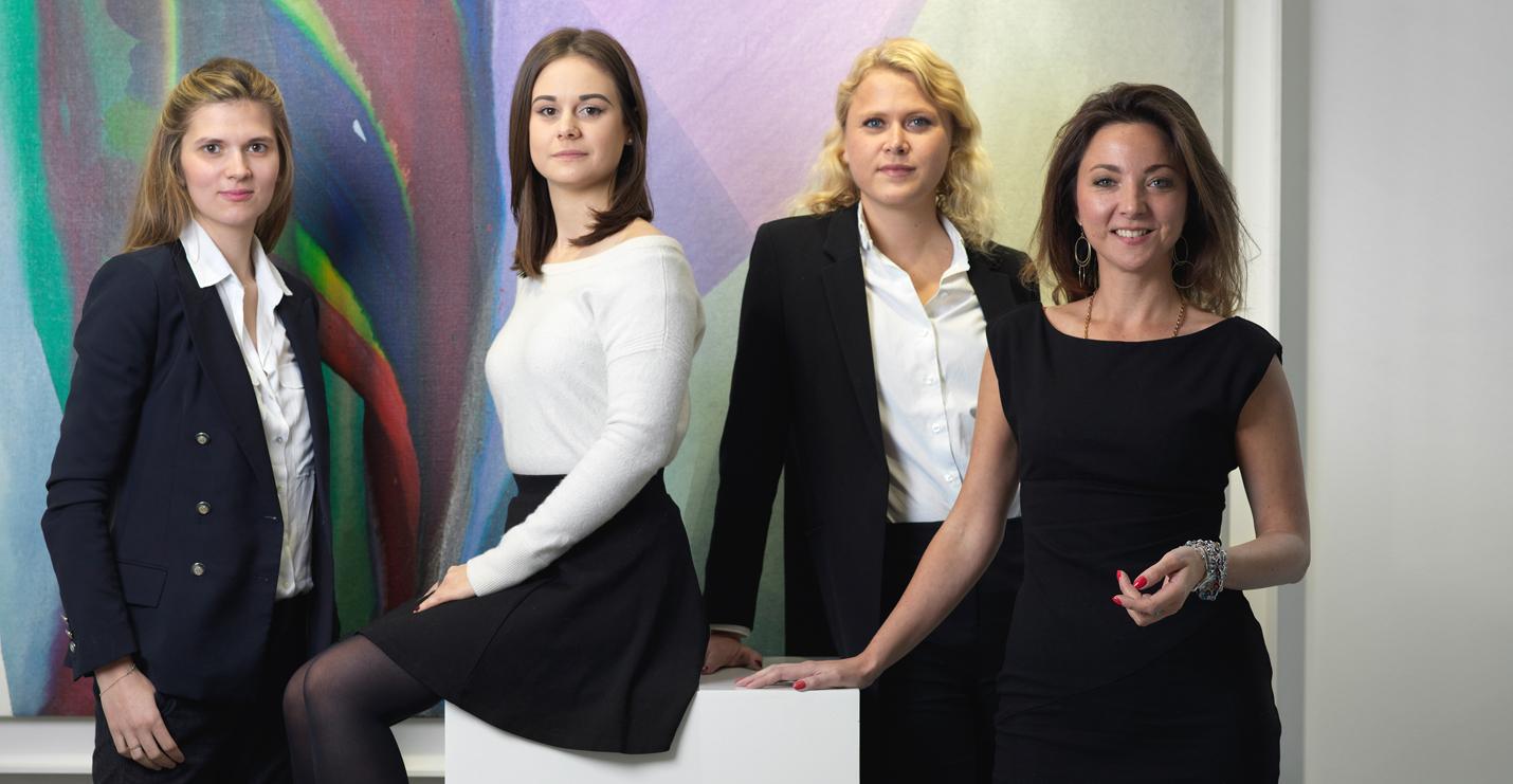 Team Galerie Diane de Polignac