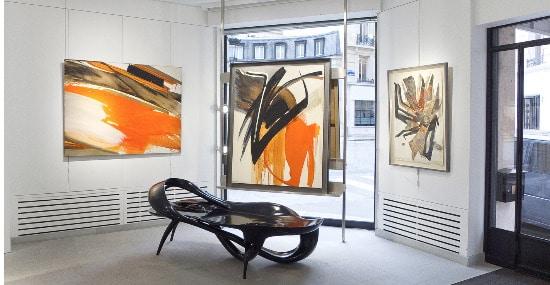 Huguette Arthur Bertrand Galerie Diane de Polignac