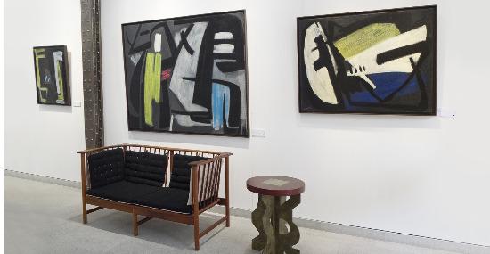 Gérard Schneider Galerie Diane de Polignac