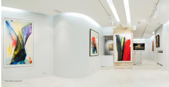 Paul Jenkins Galerie Diane de Polignac