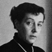 marie raymond - portrait 1948