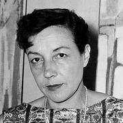 marie raymond - photographie 1956
