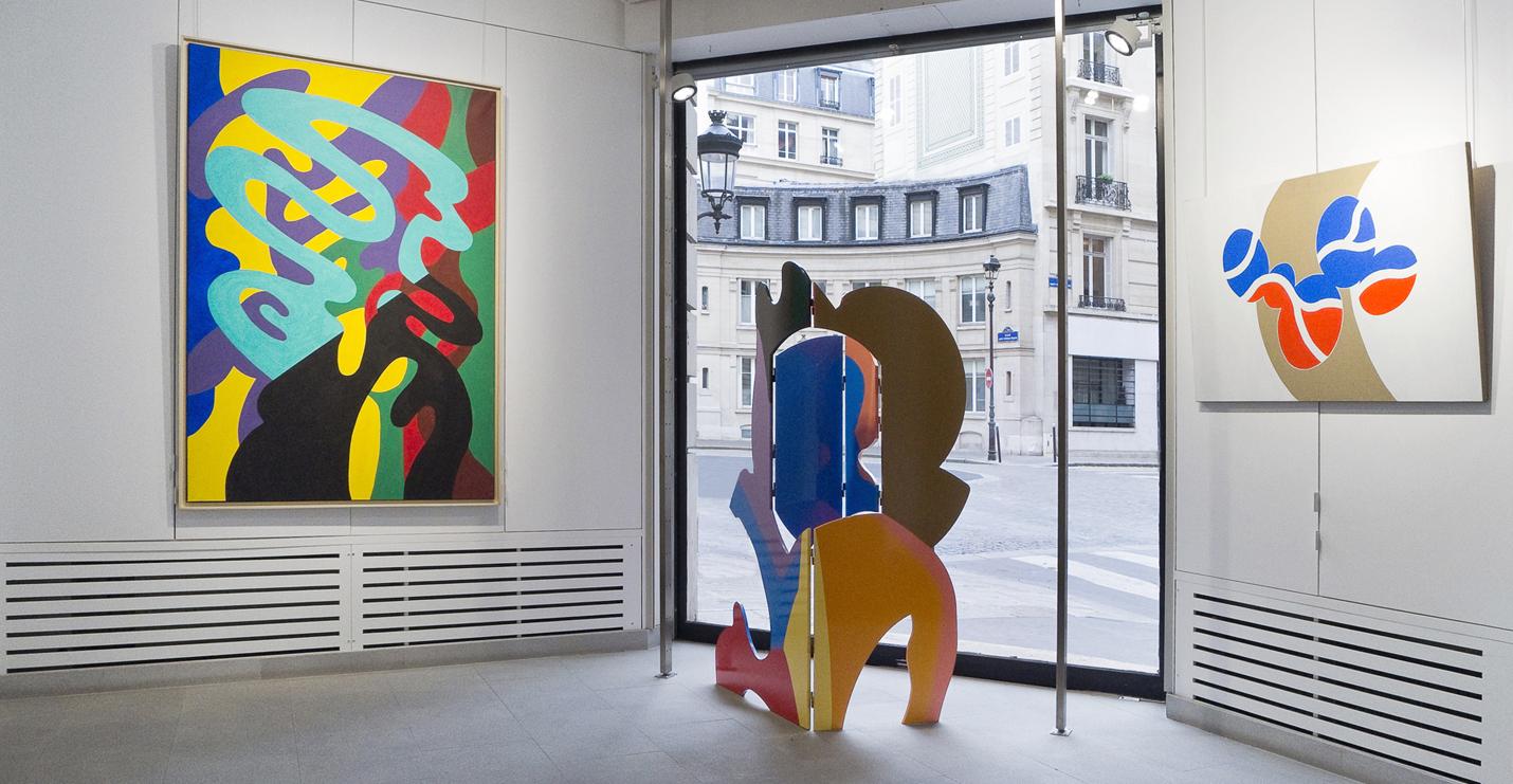 Galerie Diane de Polignac - Rougemont