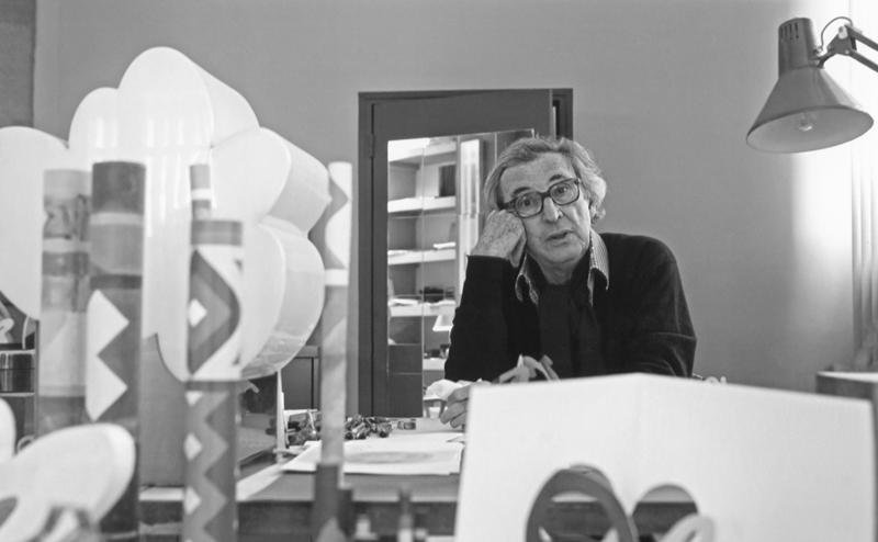 guy de rougemont - portrait exposition galerie diane de polignac