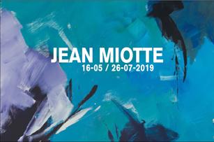 jean miotte - catalogue exposition galerie diane de polignac