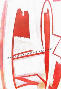gerard schneider - catalogue exposition 1948