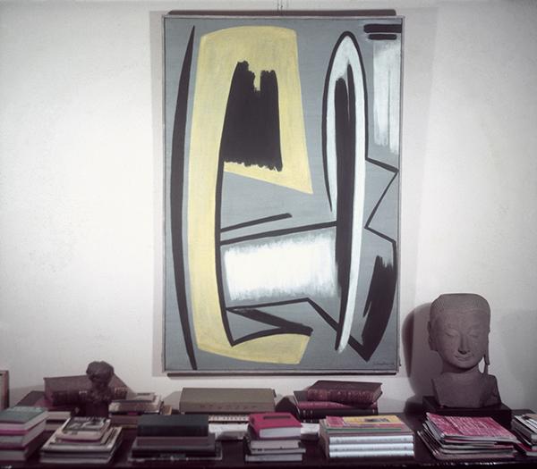 gerard schneider - peinture de 1948