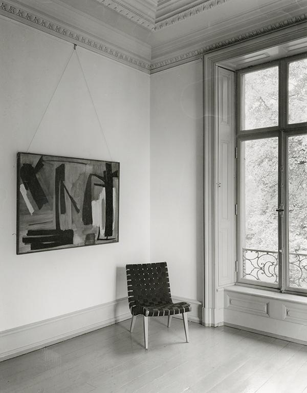 gerard schneider - exposition 1952