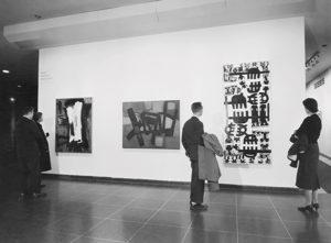 gerard schneider - exposition 1956