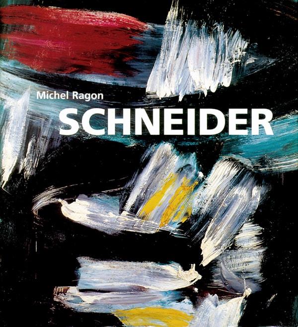gerard schneider - monographie michel ragon 1998