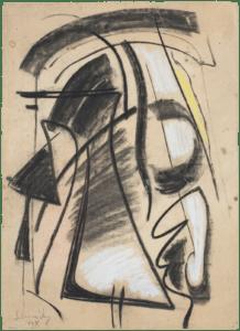 gerard schneider - peinture de 1947