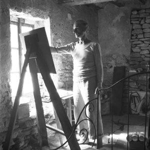 gerard schneider - portrait 1946