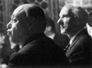 gerard schneider eugene ionesco - portrait 1961