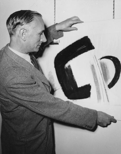 gerard schneider - artiste portrait