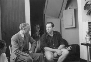 gerard schneider pierres soulages - portrait 1950