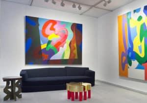 guy de rougemont - exposition galerie diane de polignac