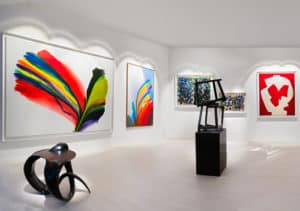galerie diane de polignac - salons exposition