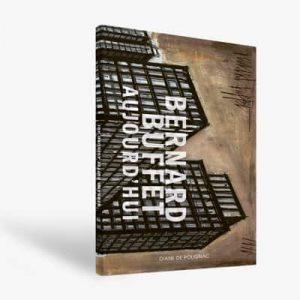 bernard buffet - catalogue exposition galerie diane de polignac