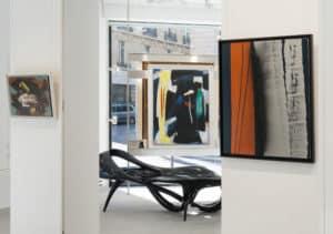 galerie diane de polignac - exposition schneider