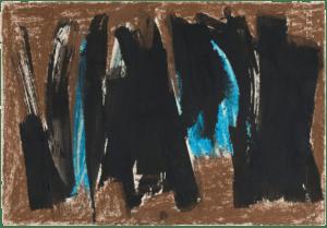 lois frederick - peinture de 1960