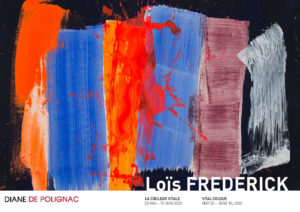 couverture - catalogue exposition lois frederick