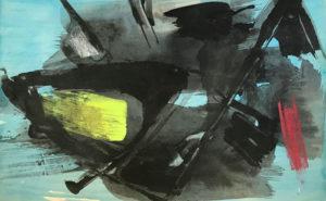 gerard schneider - peinture 1964