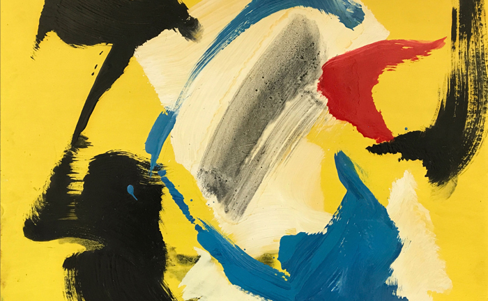 gerard schneider - peinture 1967