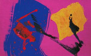 gerard schneider - peinture 1966