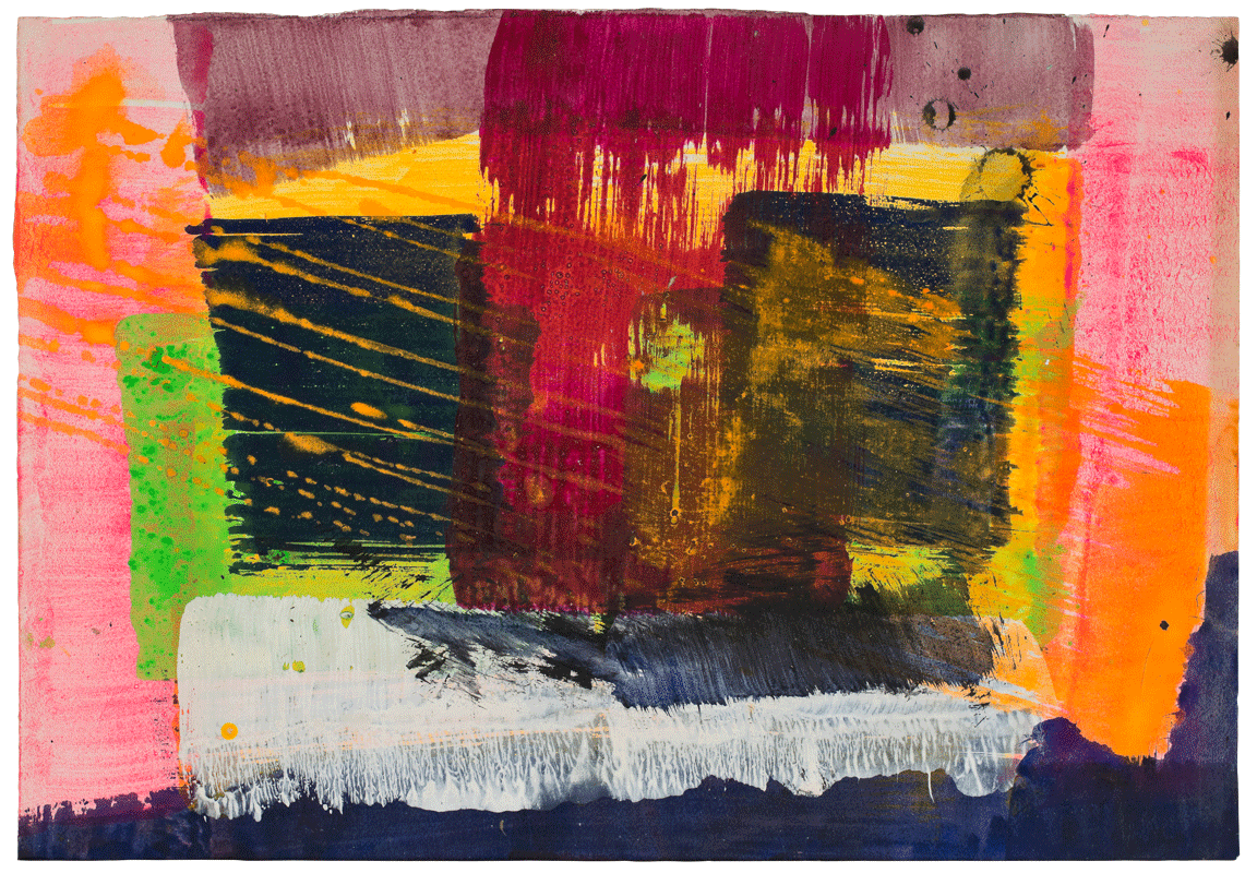 lois frederick - peinture 1980