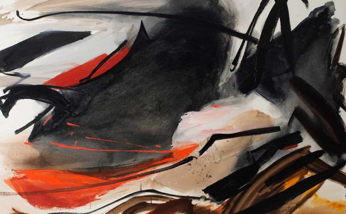 huguette arthur bertrand - exposition papiers