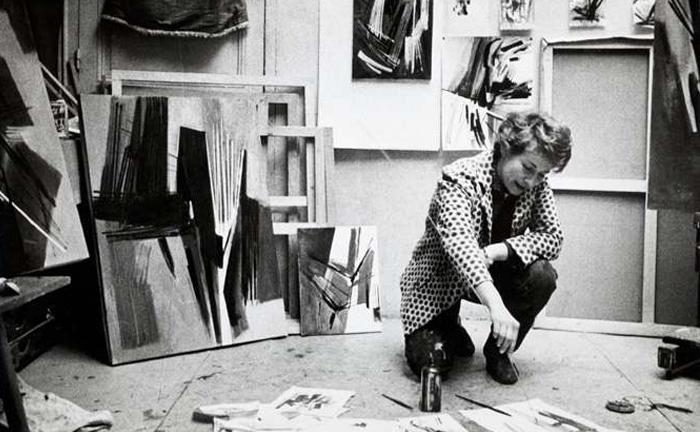 huguette arthur bertrand - portrait noir et blanc