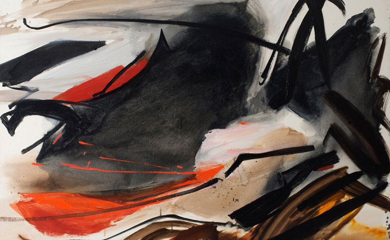 huguette arthur bertrand - exposition galerie diane de polignac