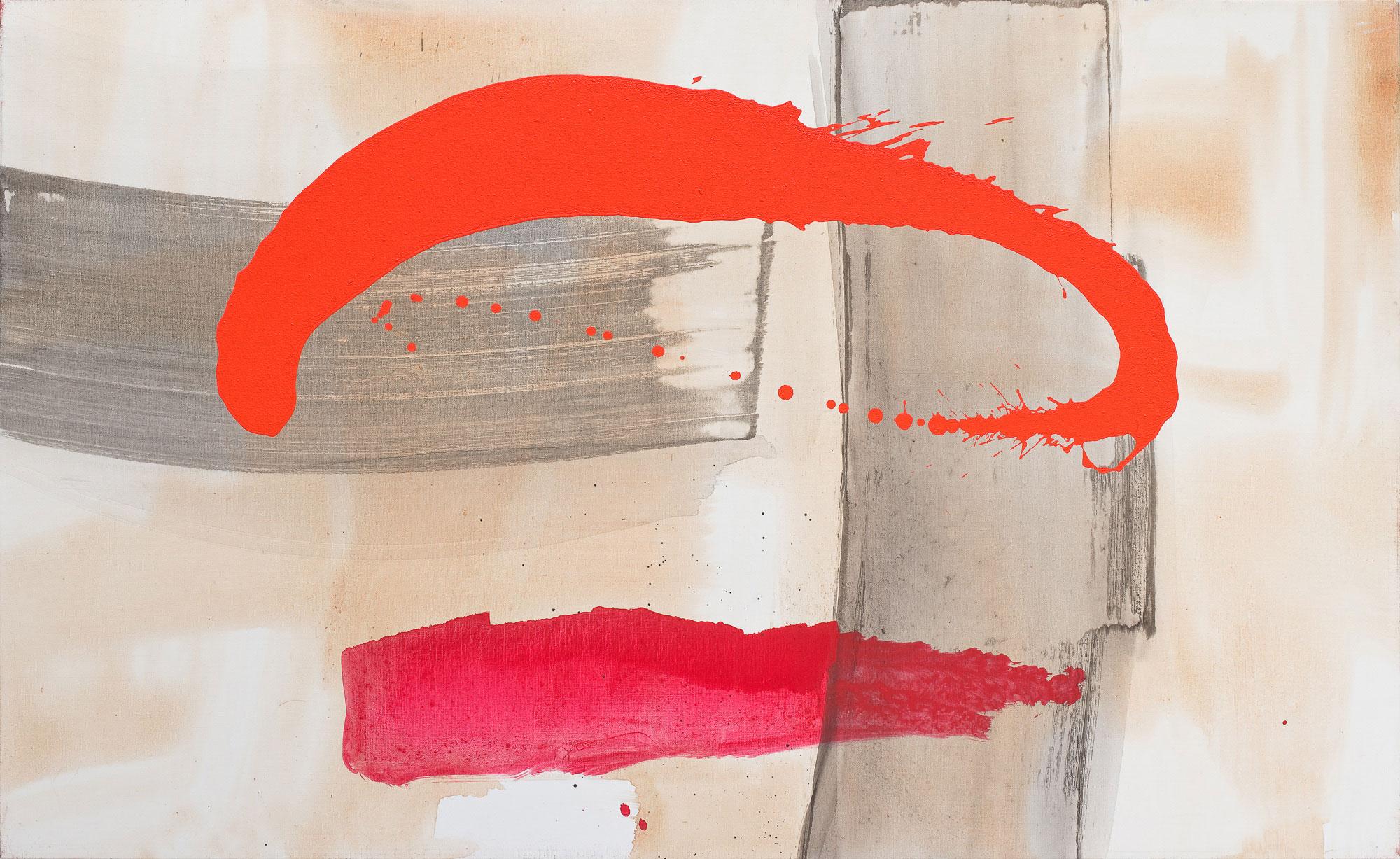 roswitha doerig - untitled acrylic 2014