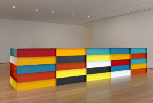 donald judd - untitled 1991