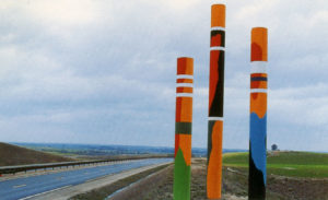 guy de rougemont - environment for a motorway 1967