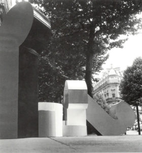 guy de rougemont - exhibition suzy langlois gallery paris 1969