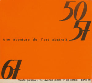 catalogue - une aventure de l art abstrait 50 57