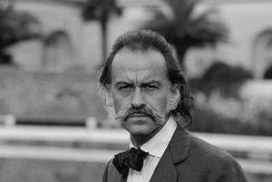 georges mathieu - portrait faq