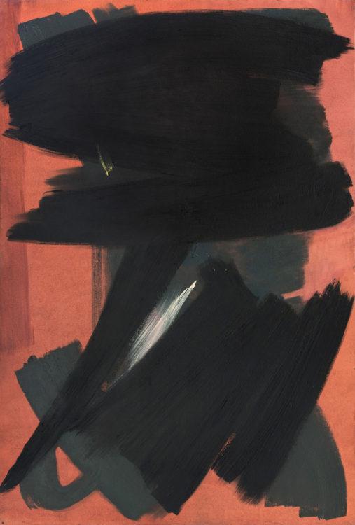 gerard schneider - opus 96 d c 1960 oil