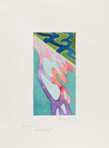 guy de rougemont - aquarelle basculement c 2000