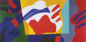 guy de rougemont - untitled 2002 acrylic
