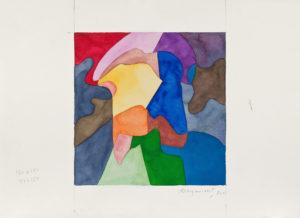 guy de rougemont - untitled watercolor 2001